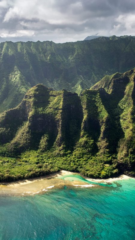 I pledge to be pono (righteous) on the island of Hawai'i.